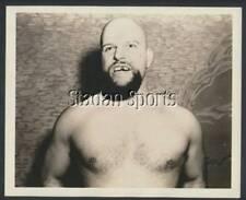 Original Vintage Killer Karl Krupp Wrestling Press Photo  Vintage Wrestling Pic