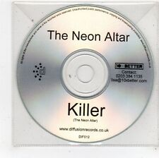 (FU114) The Neon Altar, Killer - DJ CD