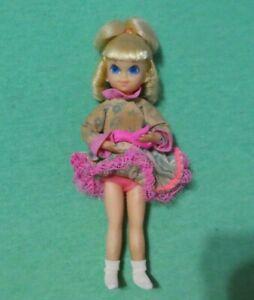 Vintage Mattel Barbie & Tutti Family 1133 Pretty Pairs Lori Doll w/ Wrist Tag