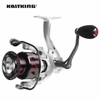KastKing Spartacus II Spinning Fishing Reel -22LBs Max-7+1 Stainless BB Reel HOT