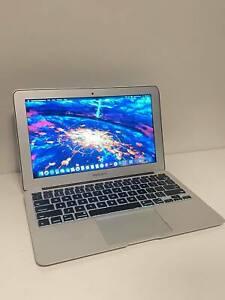 """Apple Macbook Air 11.6"""" 2012 4GB / 60GB Ex-fleet with 3 months warranty"""