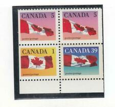 CANADA # 1189c 12.5 x 13 PART BOOKLET MNH CAT VALUE $50