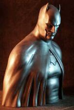 80mm BUST Resin Figure Model Kit SuperHero Warrior Batman Unpainted Unassambled