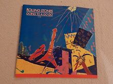 """Rolling Stones """"Going To A Go Go"""" PICTURE SLEEVE! NEW! MINT! PERFECT!!"""