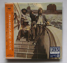 The Byrds , Untitled ( 2_Blu-Spec CD_Paper Sleeve Mini LP_Japan)