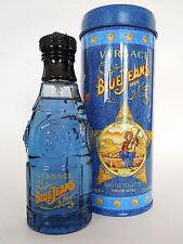 Parfum VERSACE Blue Jeans Pour Homme 75ml edt Vaporisateur Neuf