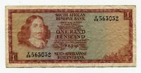 South Africa Replacement Banknote R1 P115a Fine Quality Scarce