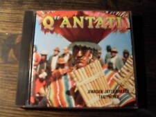 """Q'ANTATI """" musica delle ande """"    CD"""