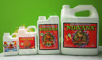 Advanced Nutrients NIRVANA 250mL 500mL 1L All Natural Bloom Enhancer Booster