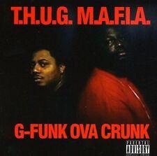 CD de musique rap G-Funk