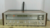 Tested Vintage Pioneer SX-650 AM/FM Stereo Receiver Tuner 35W per Channel