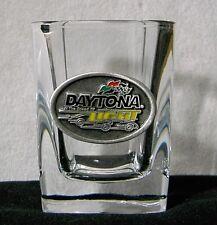 Daytona Pepsi 400 NASCAR Racing At The Speed Of Light Budweiser Bud Shot Glass