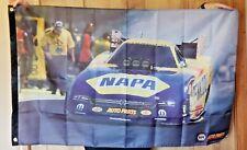 NHRA Ron Capps NAPA AUTO PARTS Sign Flag Banner Poster Funny Car 2020