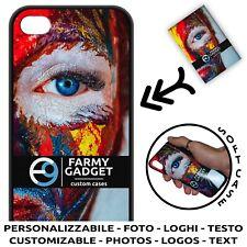 Case Cover Morbida Soft TPU Personalizzata per Apple iPhone 4S