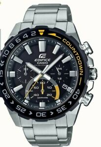Casio Edifice Solar Chrono (EFS-S550DB-1AVUEF) 100 Meters Watch....BNIB👍