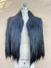 Rare Vintage 1920's 1930's Monkey Colobus Fur Jacket