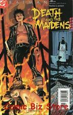 BATMAN DEATH AND THE MAIDENS #6 (2004) 1ST PRINTING DC COMICS
