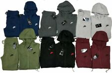 Nike Tech Fleece Sweatsuit Complete Set Hoodie & Joggers Full Zip Jacket