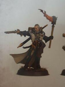 Warhammer Cities Of Sigmar/ Inquisitors Galen Ven Denst