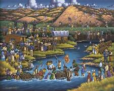 Jigsaw puzzle American History Mormon Pioneer Trek NEW 500 piece Made in USA