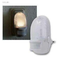 LED Nachtlicht mit Bewegungsmelder 3 LED weiß Orientierungslicht Sensor-Notlicht