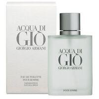 Giorgio Armani Acqua di Gio 100ml EDT Spray Retail Boxed Sealed