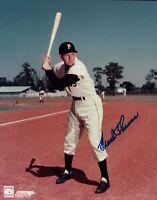 Frank Thomas Signed 8X10 Photo Autograph Pittsburgh Pirates Pose w/Bat Auto COA