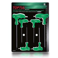 Toptul Professional 6 Pièce L Type Clé Torx Clé Set T10-T40