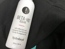 Hydrafacial Beta HD Clear Skin Solution Salicylic Acid Serum Oily
