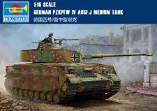 Trumpeter  #00921 1/16 Pz.Kpfw IV Ausf.J German Medium Tank