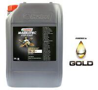 0w30 Castrol Magnatec stop start D 20 Liter Motoröl 0w-30 D FORD WSS-M2C950-A