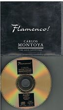 Carlos Montoya ‎– Flamenco! The Gold Collection  2 CDs 1998