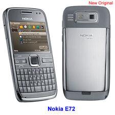100% Genuine Nokia E72 5MP 3G WiFi Unlocked Mobile Phone+1GB card - Grey