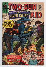 MARVEL COMICS  TWO GUN KID  79  1965  LARRY LIEBER   NICE COPY