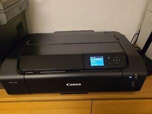 Canon imagePROGRAF PRO-300 Wireless Wide-Format Inkjet Printer Color