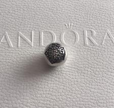 Genuine Pandora Sterling Silver Pave Star Clip - 791056CZ