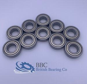 Pack of 10 6004 2Z ZZ 60042Z ZZ Metal Shielded BBC Bearing 20x42x12mm