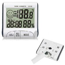 Termometro Igrometro Digitale Temperatura Umidità Portatile Tipo DC102 C/F