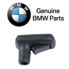 For BMW E28 E30 E32 E36 Shift Handle-Auto Transmission Black Plastic Genuine