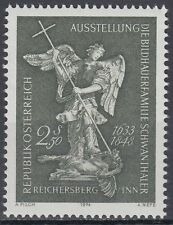 Österreich Austria 1974 ** Mi.1449 Skulpturen Sculptures Schwanthaler Hl.Michael
