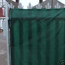 98 Shade Netting Screening Net Green & for Privacy Windbreak - 2m X 5m 230gsm
