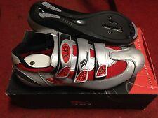 Scarpe bici corsa Duegi Carbon Line road bike shoes 37,38,39,42 made in Italy