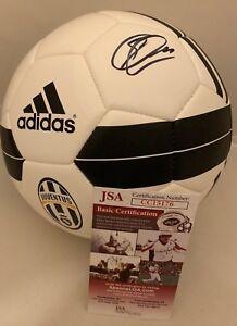 Sebastian Giovinco signed Juventus Soccer Ball Toronto FC Italy autographed JSA