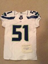 37818e03b Seattle Seahawks Game Used Team Issued Jersey Quayshawn Nealy w  Seahawks  COA