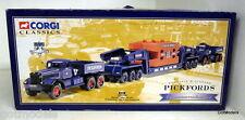 Corgi 1/50 Scale 55201 Pickfords Diamond T ballast x2 - 24 wheel trailer & load