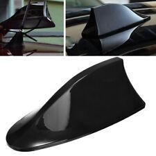 Universal Black Shark Fin Roof Antenna For Car Radio FM/AM Signal Aerial Decor