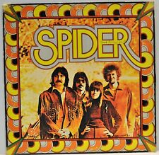 "Spider ""Labyrinths"" Capitol St-11046 Green Label 1972 Lp Vg+ Swamp Rock"