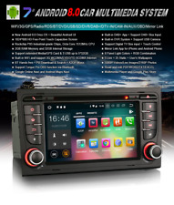 RADIO DVD AUDI A4  SEAT EXEO ANDROID 8.0 OS BLUETOOTH,GPS,TDT, HD, MP4, USB...