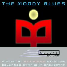Night At Red Rocks: Deluxe Edition - Moody Blues (CD Used Very Good)