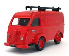 Macadam 1/43 Scale M08 - Renault 1000kg Van Pompiers Fire - Red
